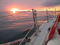 Sail to Sunset